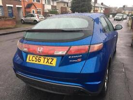 Honda Civic 1.8 Petrol 5dr HPI clean
