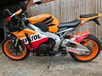 2011 cbr 1000rr repsol Honda fire blade