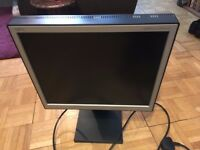 NEC 18 inch PC TFT LCD Flat Monitor VGA DVI Digital