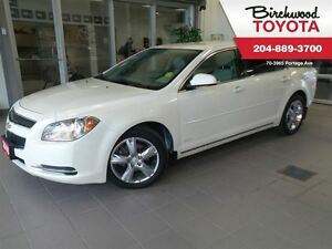 2010 Chevrolet Malibu LT Platinum Edition LEATHER/SUEDE