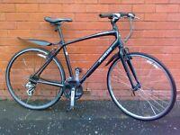 Specialized - Hybrid Classic Road Bike - Aluminium frame !
