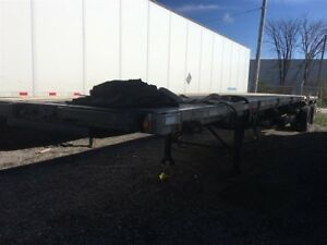2006 Lode King Flat bed -