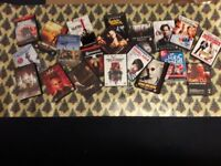 Great selection of 20 dvd's