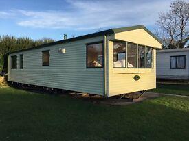 Manorbier Country Near Tenby Park Fully Refurbished 3 bedroom Static Caravan