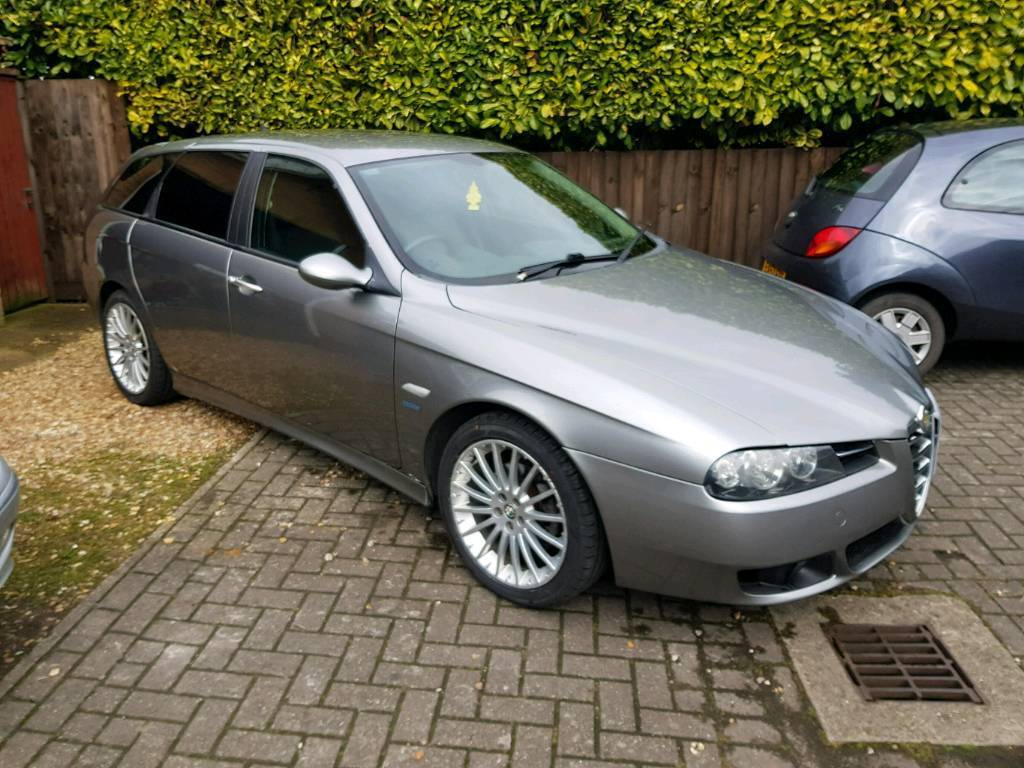 alfa romeo 156 sportwagon veloce in holbeach lincolnshire gumtree. Black Bedroom Furniture Sets. Home Design Ideas