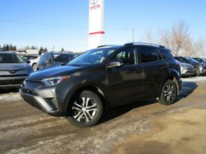 2016 Toyota RAV4 LE PRICE REDUCTION, LE, Toyota Certified