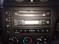 Ford 4500 car radio cd player.