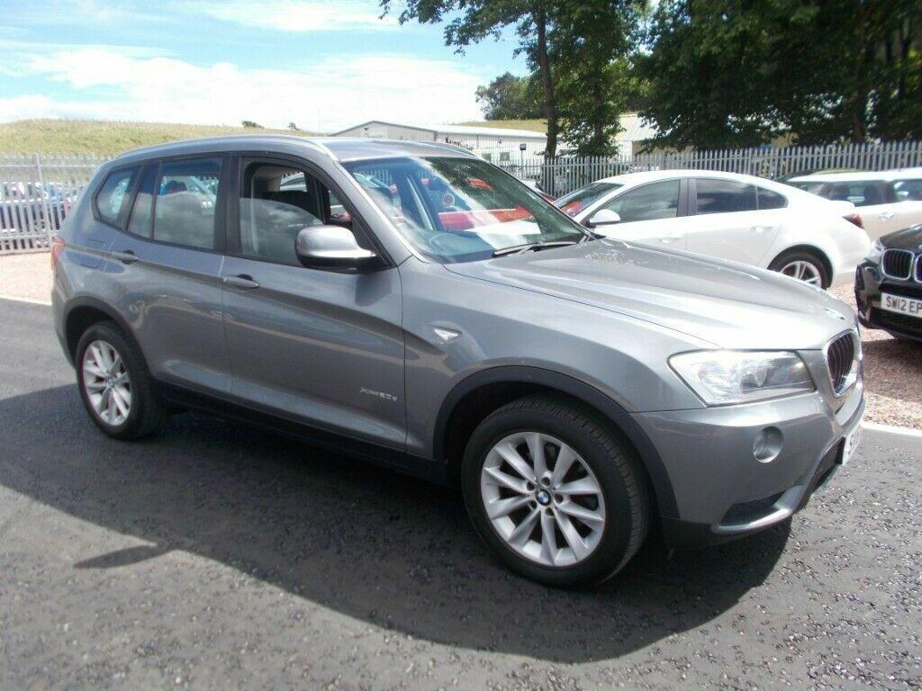 2011 61 BMW X3 X-DRIVE 2 0 D SE MANUAL 6 SPEED CALL 01224 774455 | in  Bucksburn, Aberdeen | Gumtree