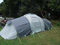 Sunncamp 8 Berth tent