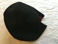 R.M of London Red and Black Hat