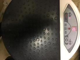 Power vibration plate