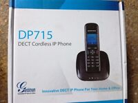 Cordless IP phone - never used