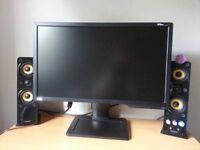 BenQ XL2411 3D Monitor