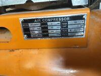 100l air compressor 240v