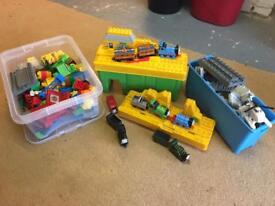 Mega blocks thomas and friends
