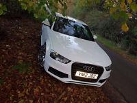 Audi A4 B8 1.8 TFSI 2012 Manual S line + extra alloy wheels