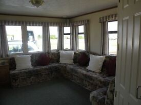 Caravan letting in Bude, Cornwall. Available from April - October