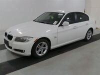 2011 BMW 328 I XDRIVE+6 SPEED+NO ACCIDENT+HEATED SEATS+LOW MILL