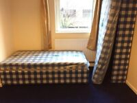 **FREE** Two new single beds with bases