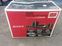 Sony Wireless DVD Home Theatre System