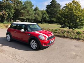Mini Cooper S Red - Low Mileage