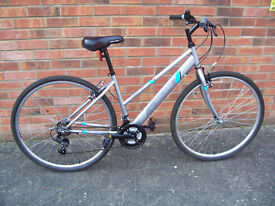 Ladies Apollo Excelle Hybrid Bicycle in Lovely Condition