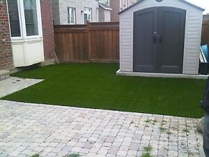 Professionally Installed Dog Runs and Artificial Turf