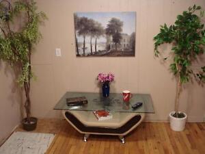 "Modern ""Retro"" Coffee Table"