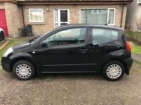 Citroen C2 1.1 MOT till end JAN 2018 Low Mileage