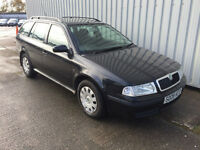 2008 (08) SKODA OCTAVIA 1.9 SDi DIESEL ESTATE - P/X POSSIBLE