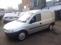 Vauxhall COMBO 1700 CDTI,Car Derived Van,1 previous owner,runs and drives well,straight to work