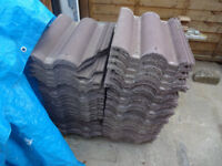 Marley Double Ridge Roof Tiles