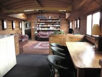 Room to rent in Houseboat Share, Deptford