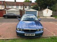 2006 Jaguar X-Type 2.0 D S 4dr Manual 2.0L @07445775115