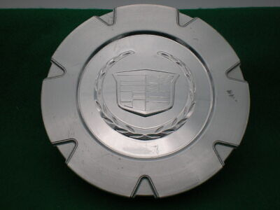 2007 - 2014 Cadillac Escalade Machined Finish OEM Center Cap P/N 9596478