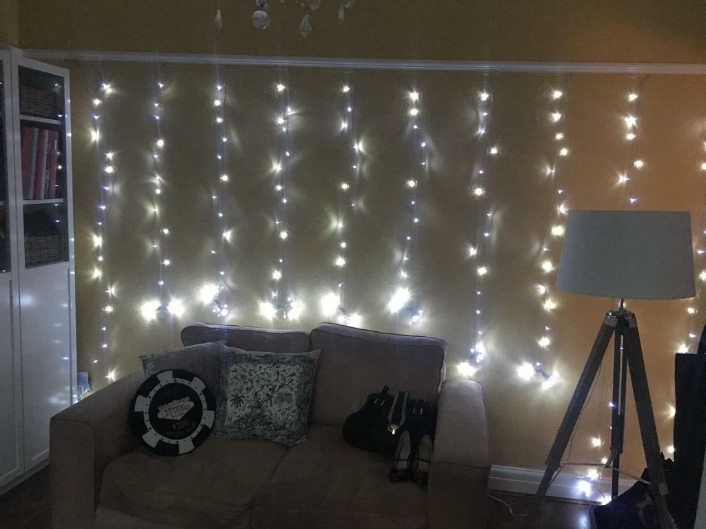 Wallcurtain of indoor fairy lights in whitchurch cardiff gumtree wallcurtain of indoor fairy lights aloadofball Choice Image