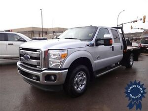 2016 Ford Super Duty F-350 SRW XLT Crew Cab 4x4 - 52,955 KMs