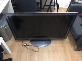 """Panasonic Viera TX-L42D25B 42"""" 1080p HD LED LCD Television in full working condition."""