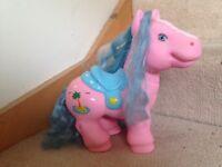 My little pony large size