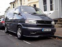 2003 X-Pack Special T4 long nose VW part converted camper / van campervan