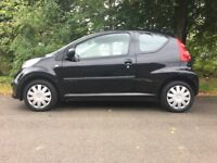 2008 Peugeot 107 Urban 1.0 12v only 59,000 miles Manual (PERFECT FIRST CAR) road tax £20 per year