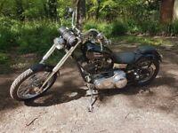 Harley Davidson 1975