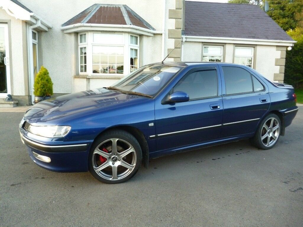 03 Peugeot 406 20 Hdi 12 Months Mot Full Service History With New Timing Belt For Mitsubishi Lancer Kit