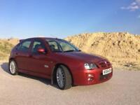 MG ZR+ TD Diesel 115 - Firefrost Red - 71,111 miles. 13 months MOT! (ZS, ZT, Rover)