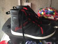 Rst hightop motorctcle boots
