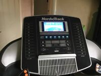 NORDICTRACK TREADMILL T17.5 SPARES OR REPAIR