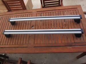 NEW CROSS BAR ROOF RACK Peugeot 307 WAGON with key access