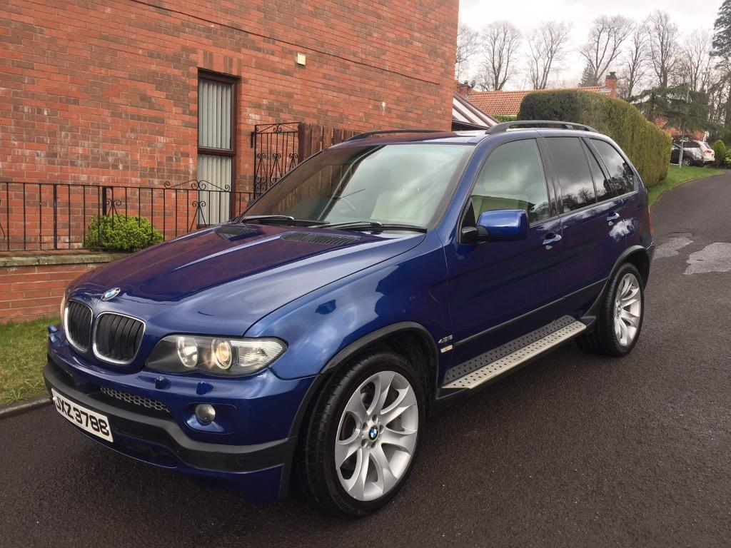 2005 bmw x5 4 8 is le mans edition facelift high spec e46 m3 330d in ballinderry upper county. Black Bedroom Furniture Sets. Home Design Ideas