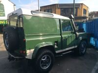 Land Rover 90 Defender first to see will buy.
