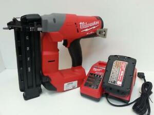Milwaukee Brad Nailer, We Sell Used Tools! (#47584) JE628456